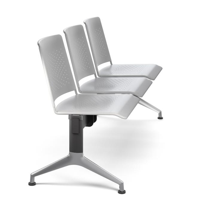 Sièges poutres - Ubia mobilier bureau 40