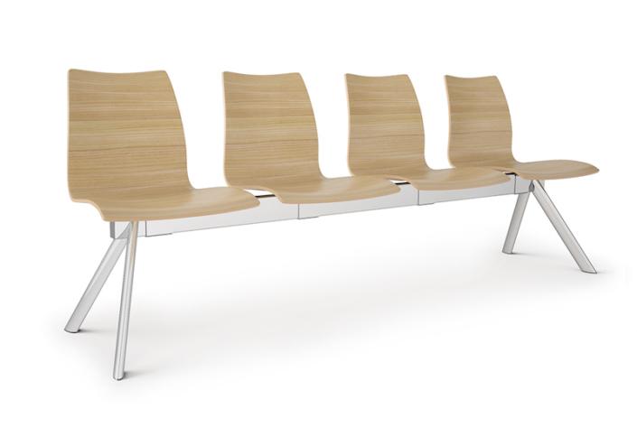 Sièges poutres - Ubia mobilier bureau 42