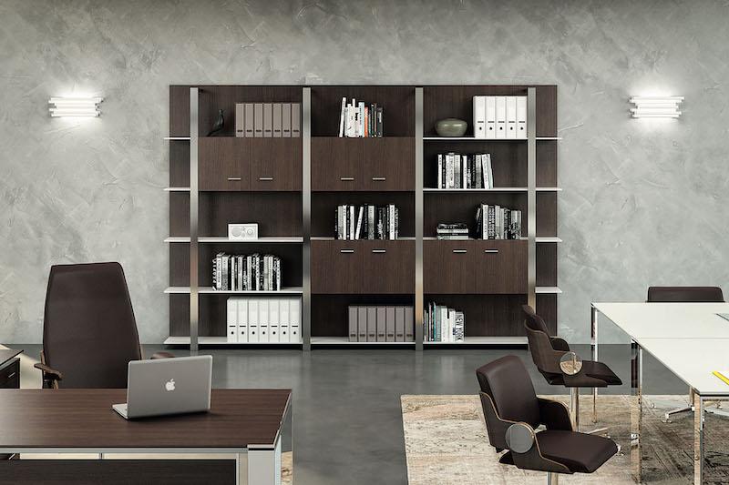 bibliothèque - Ubia mobilier bureau 80