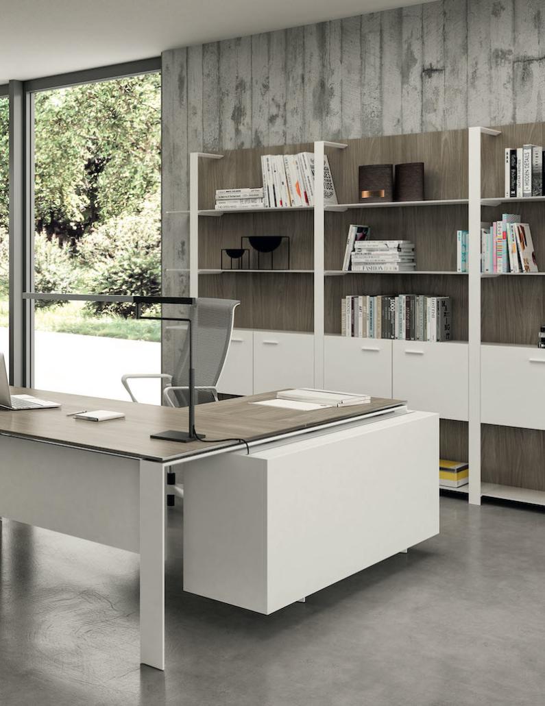 bibliothèque - Ubia mobilier bureau 81