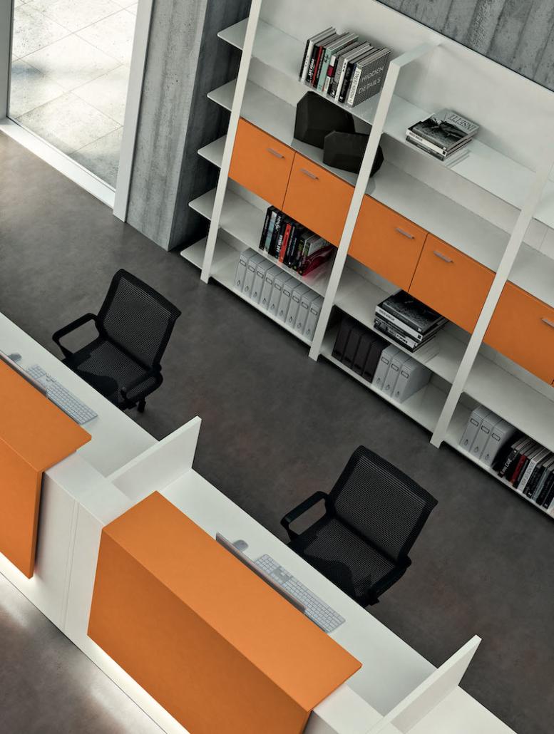 mobilier de bureau bibliothèque - Ubia mobilier bureau 83