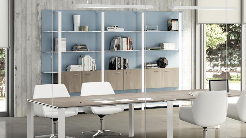 bibliothèque - Ubia mobilier bureau 84