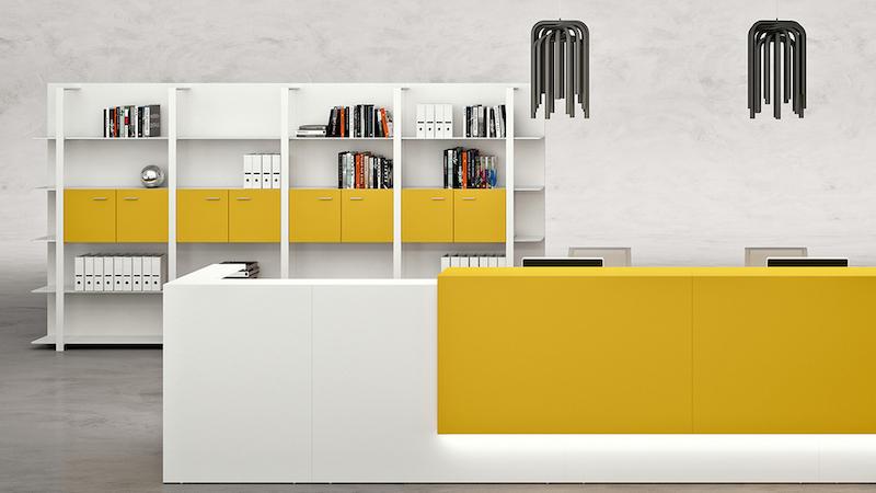 bibliothèque - Ubia mobilier bureau 85