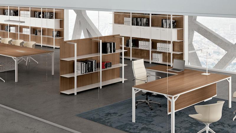 bibliothèque - Ubia mobilier bureau 86