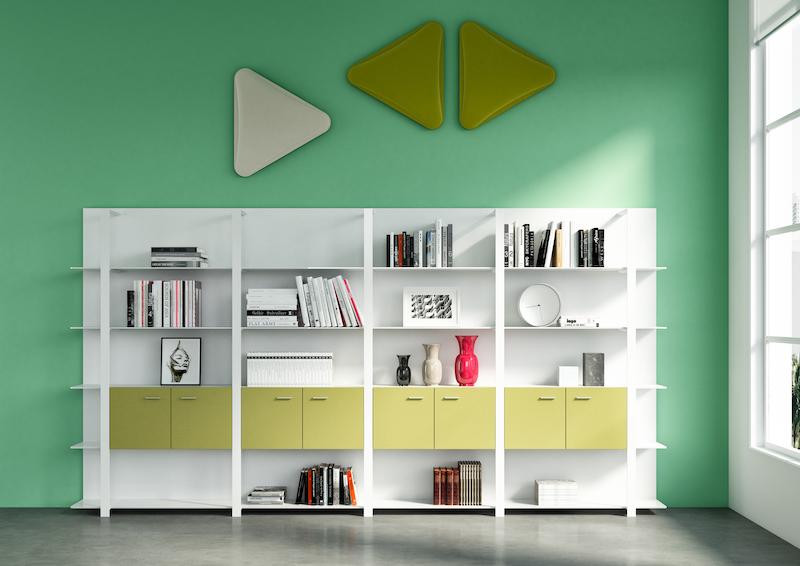 bibliothèque - Ubia mobilier bureau 87