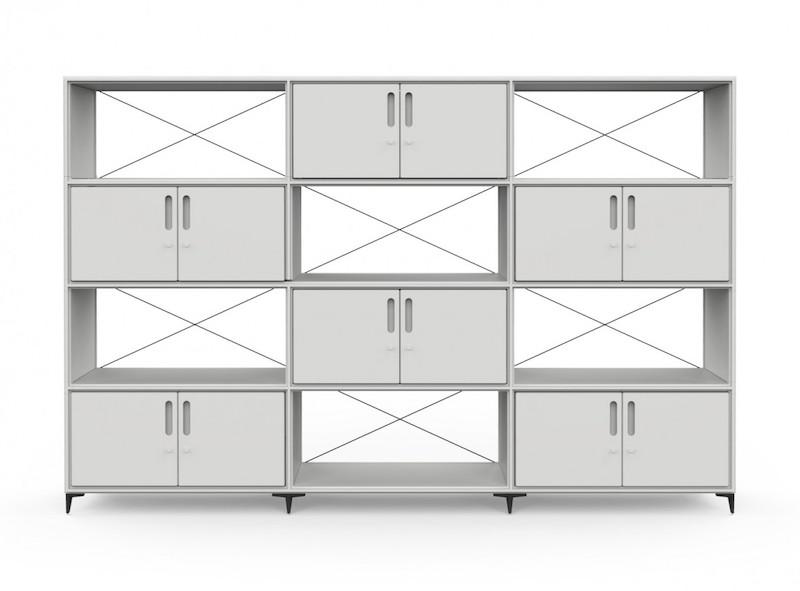 bibliothèque - Ubia mobilier bureau 88