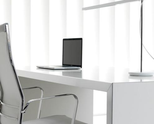 Bureaux Direction Laque - Ubia mobilier bureau WING (3)